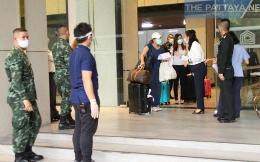 武漢ウイルスの検査のための隔離施設、検査施設選定にあたりタイ政府はホテルに賄賂を要求